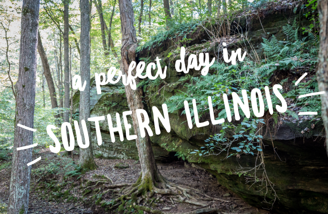 day trip southern illinois