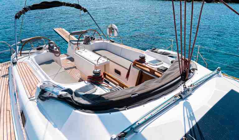 affordable catamaran charter in greecce
