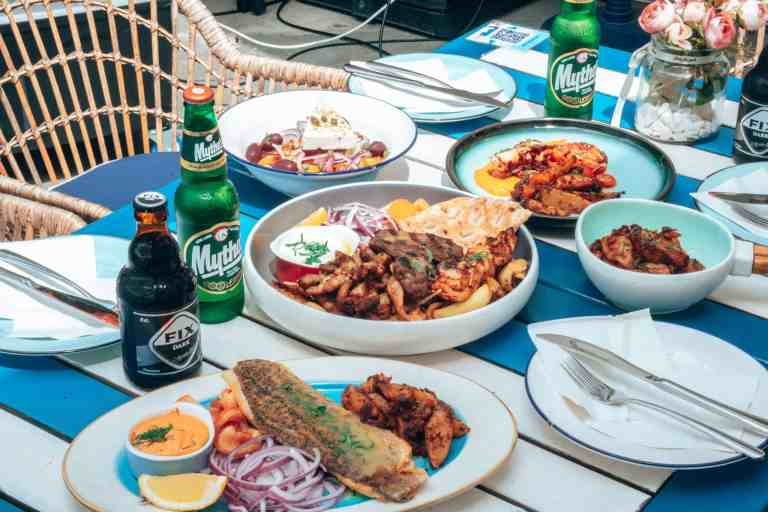 How to Eat Out Like a Local in Greece