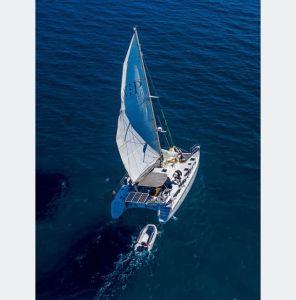 skippered catamaran charter