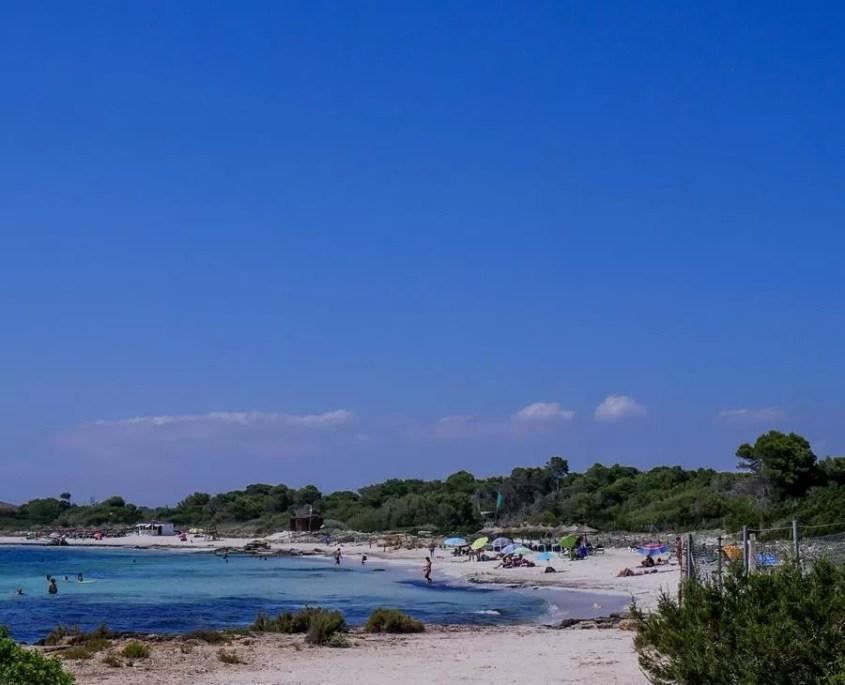 dolc beach
