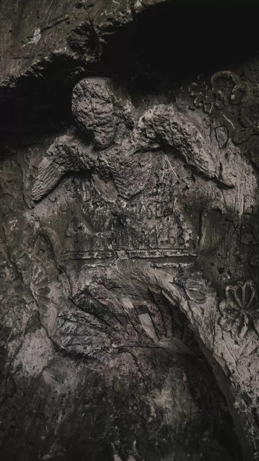 cuevas de portals vells