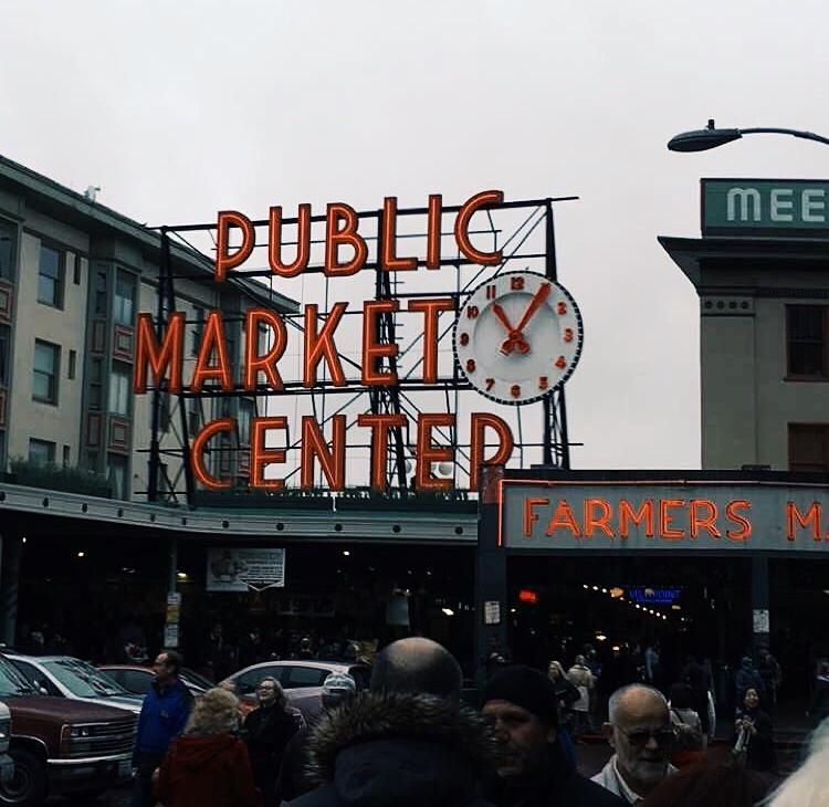Pike Place Market – Seattle, WA
