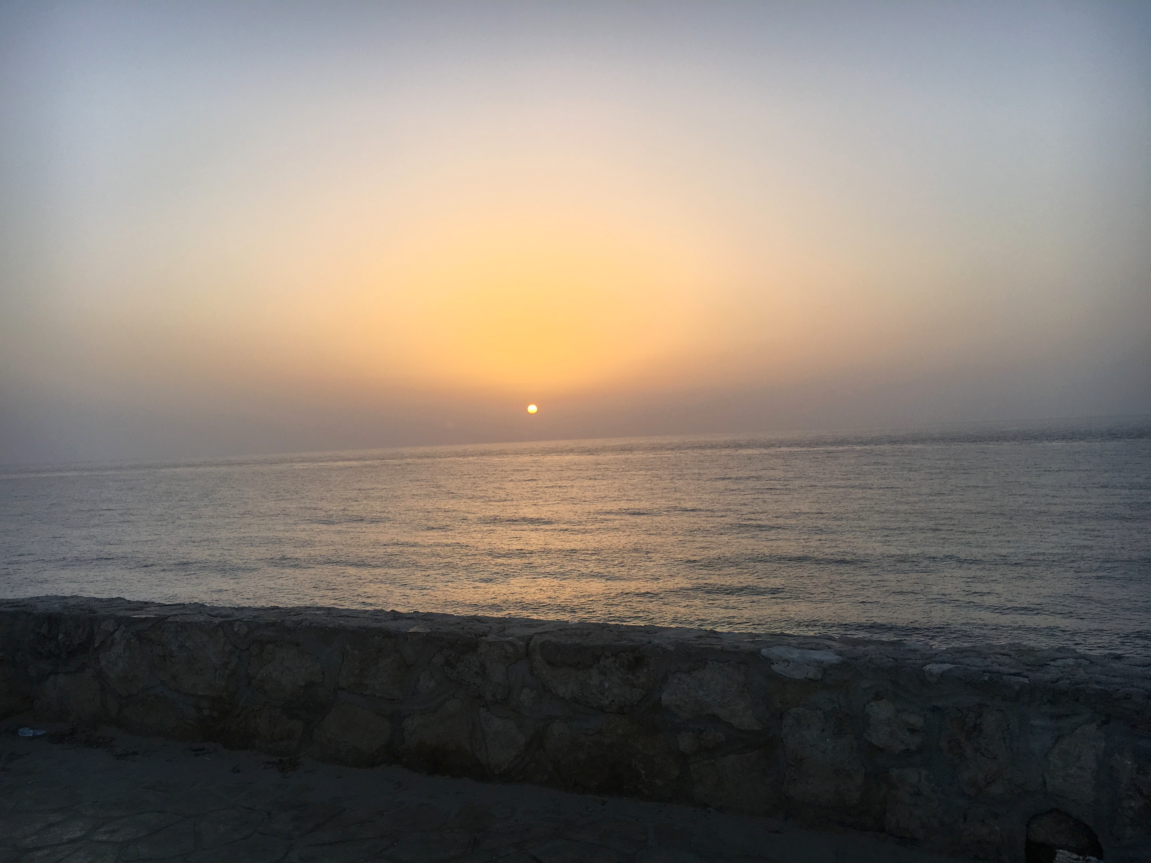 Isla Mujeres Sunrise – Cliff of The Dawn – Mexico