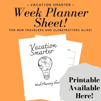 download printable week planner sheet vacation smarter
