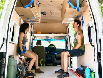 Instagram vanlife couple fail! lessons learned from break-ups and lawsuits