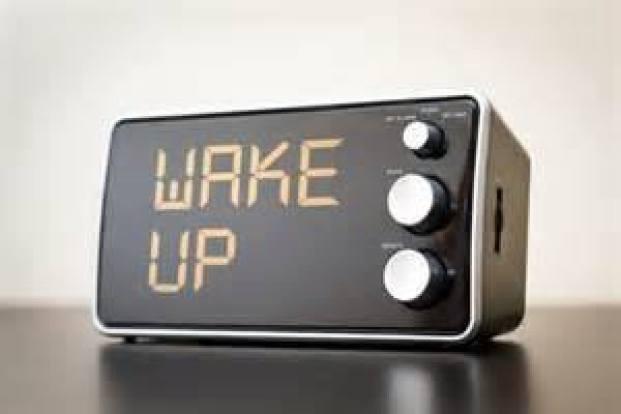 wake-up-clock