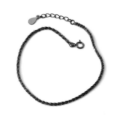 Modern art bracelet s925
