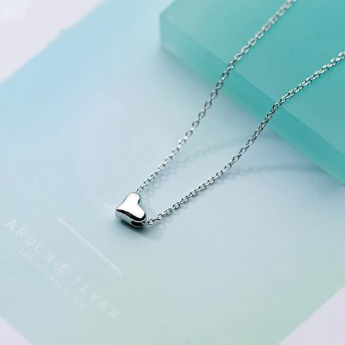 cute Heart-shaped necklace