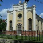 a zsinagóga látképe