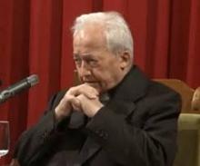 Pálos Frigyes előadása ma A Szent idő címmel