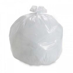 fehér zsák
