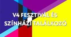 V4 fesztivál logó