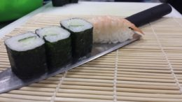 Nibor Sushi kés, maki, nigiri