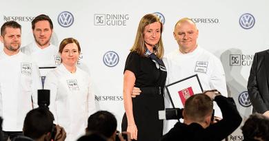 Dining Guide: az év cukrászdája díj ismét Vácra került