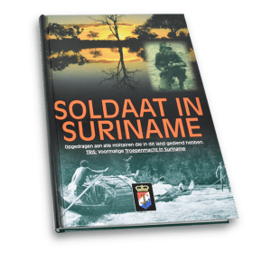 Soldaat in Suriname