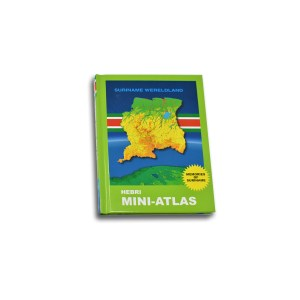 Hebri Mini-Atlas Suriname Wereldland