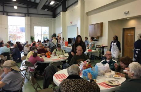 #Member Monday: Eastern Shore Rural Health System, Inc. Sponsors Free Lunch
