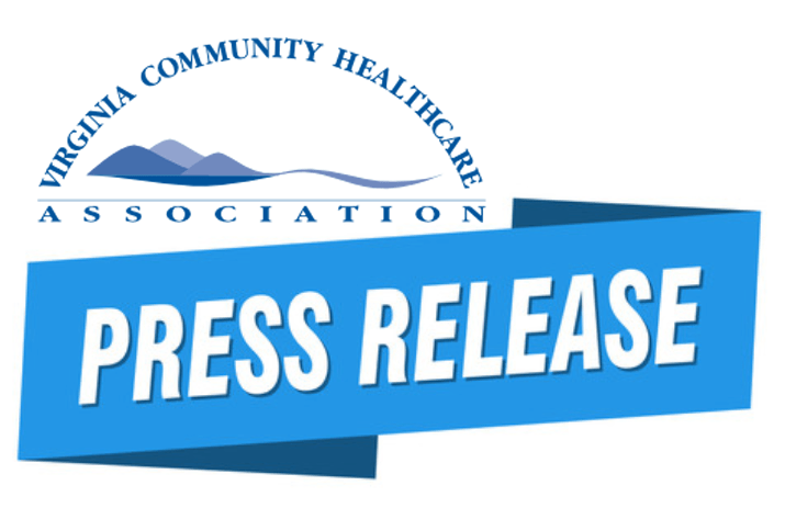 association logo with the words press release underneath