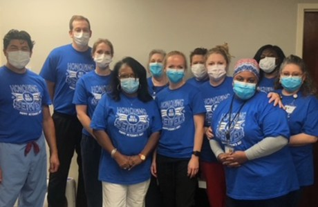 PATHS Honors Veterans with Free Dental Services on Veteran's Day