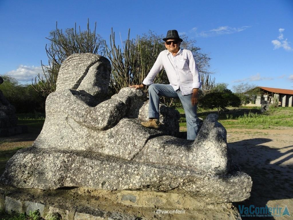 Resultado de imagem para Parque das Esculturas Monumentais Nilo Coelho