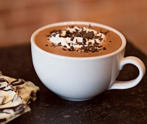 Hot Chocolate for your VA