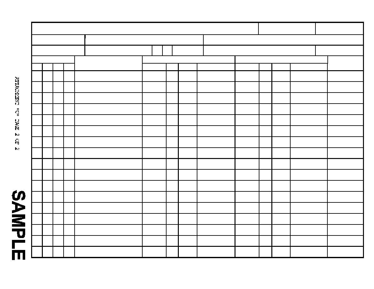 Estimation Worksheet Floor