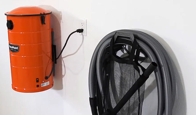 Best Wall Mounted Garage Vacuum Review