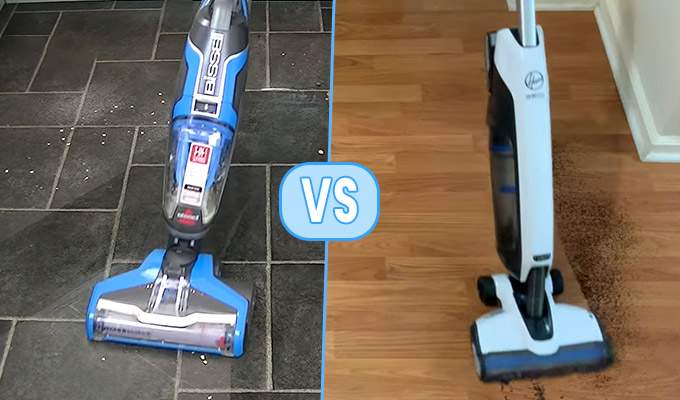Bissell vs Hoover Vacuum Cleaners FI