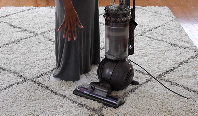 Can You Vacuum a Shag Rug