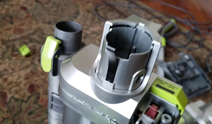 How to Disassemble Hoover Windtunnel Vacuum FI