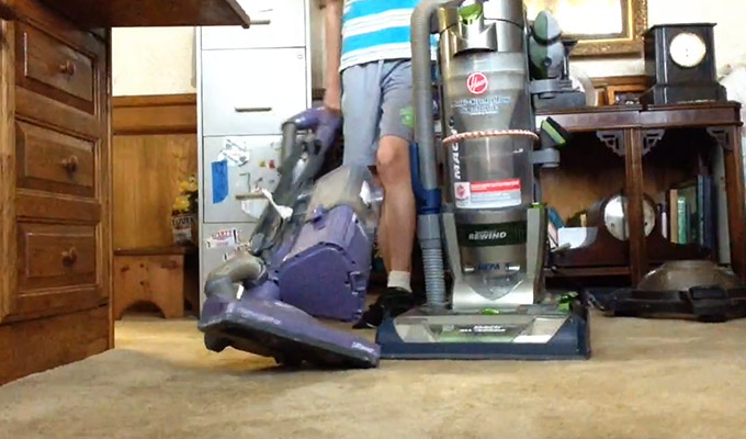 Which One Is Good for Stairs Between Hoover vs Shark Vacuum