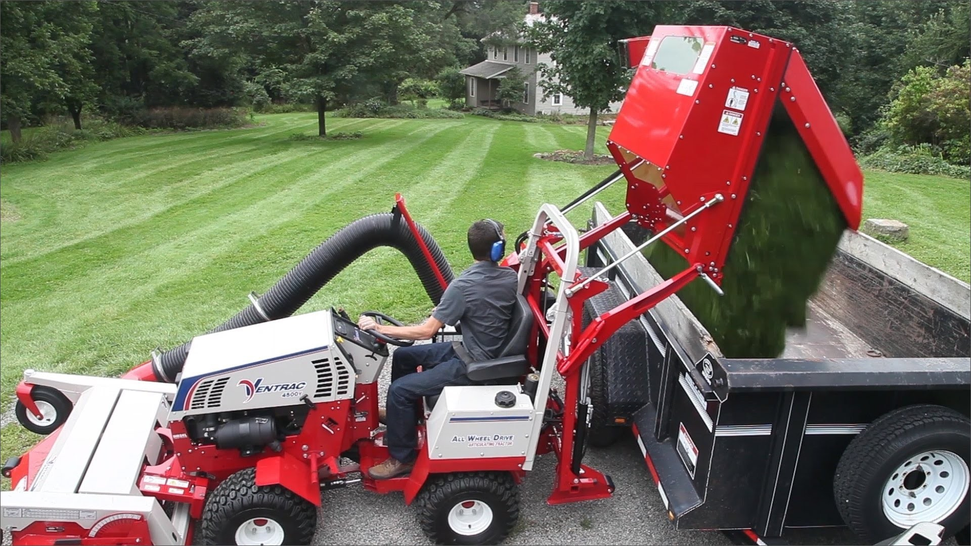 Best Rated Leaf Blower Mulcher