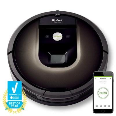 Roomba 900 Series 960 980 Review Vacuum Fanatics
