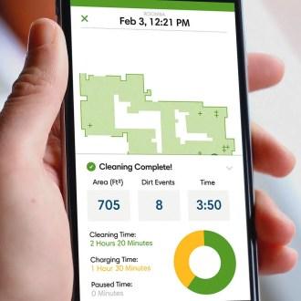 Roomba Vacuum Home App