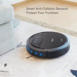 EcoVac, DeeBot N78, Vacuum Fanatics, Reviews and Comparisons, Automatic Vacuum Cleaners, Anti-collision