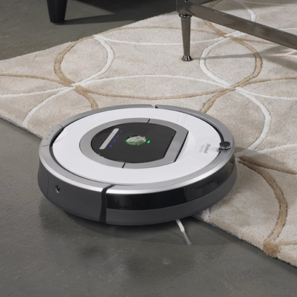 Roomba 760 climb the carpet