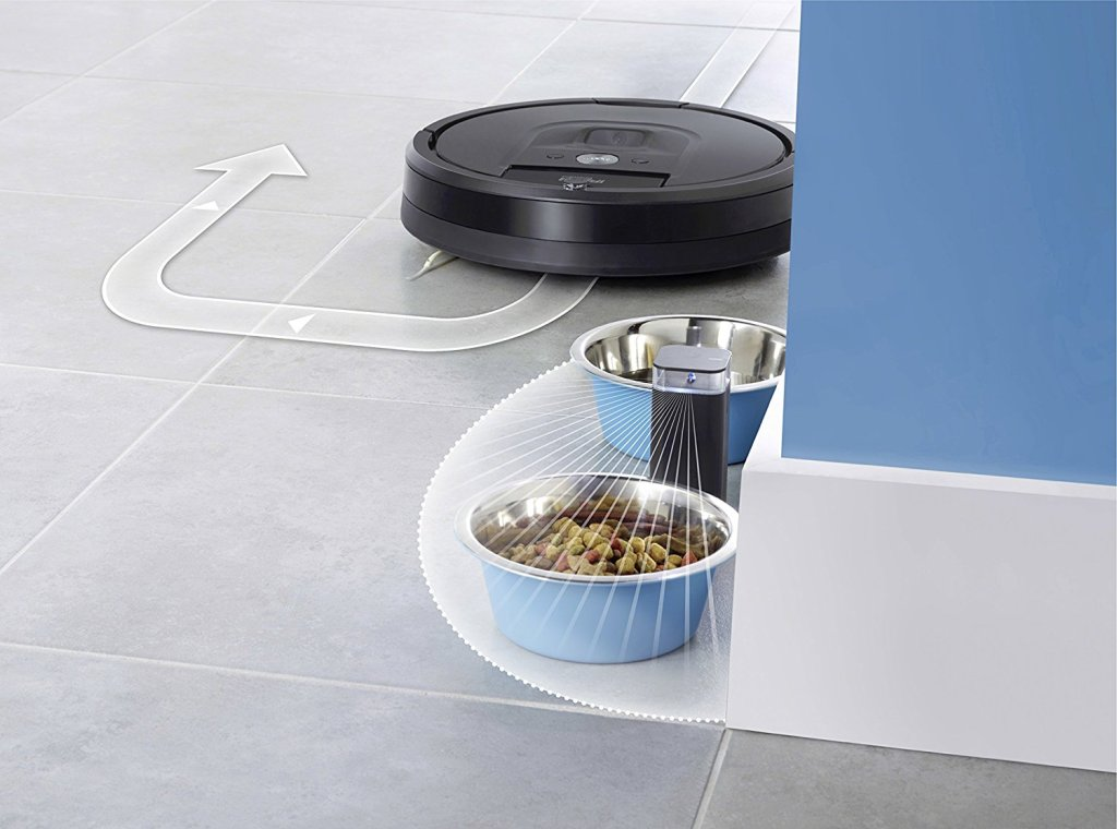 iRobot Roomba 690, Dual Mode Virtual Wall® Barrier, Vacuum Fanatics, Reviews and Comparisons of Robotic Cleaners