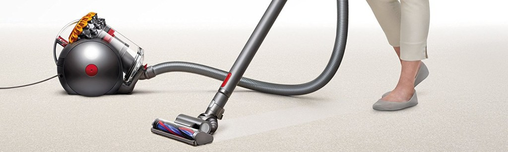 Dyson Big Ball Multifloor Canister Vacuum 1000x300