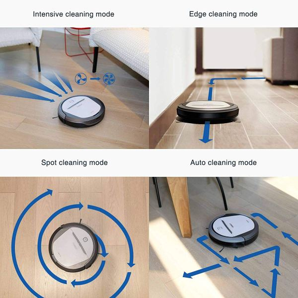 ECOVACS DEEBOT M80 Pro cleaning mode