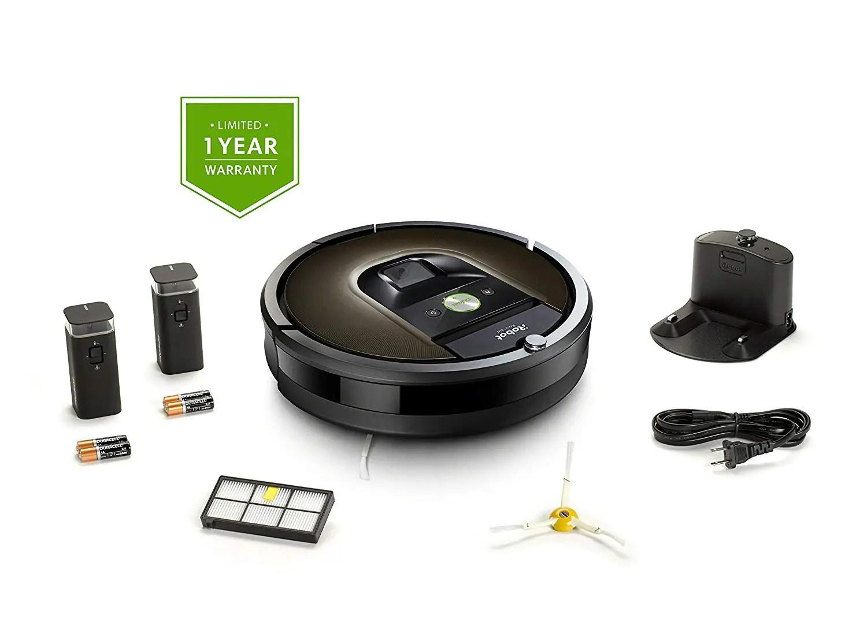 iRobot Roomba 980, Vacuum Fanatics