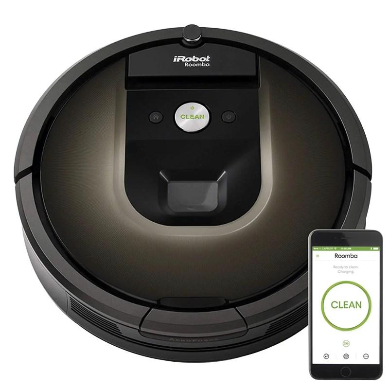 iRobot Roomba 980, app, vacuum fanatics