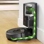 iRobot Roomba i7 Robot Vacuum Empty Itself