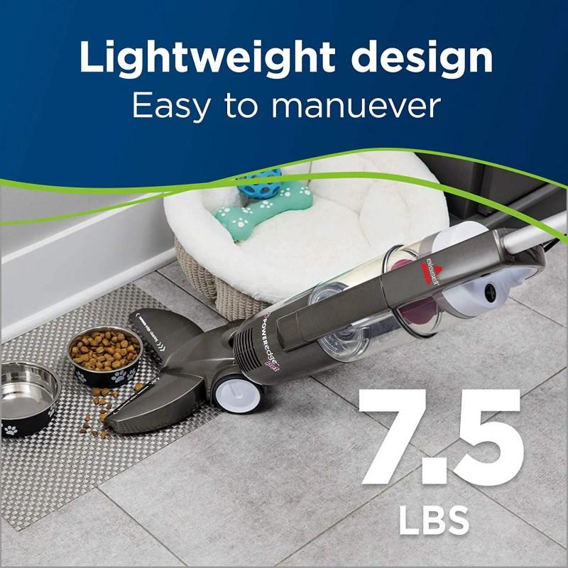 Bissell PowerEdge Pet Hardwood Floor Bagless Cleaner 81L2A Stick Vacuum Lightweight