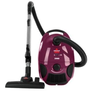 BISSELL Zing Bagged Lightweight Canister Vacuum