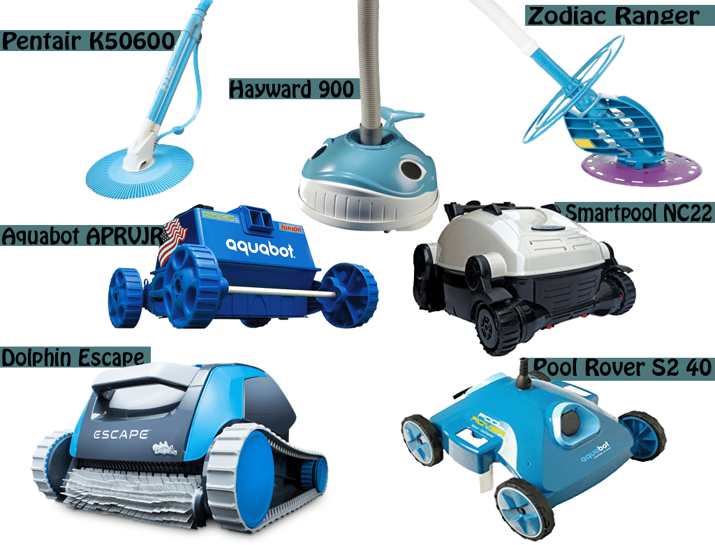 7 Best Above Ground Pool Vacuum Reviews Amp Cleaners Buying