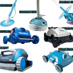 7 Best Above Ground Pool Vacuum Reviews & Cleaners Buying Guide