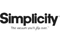 Simplicity logo. Simplicity Vacuum Repair & Sales. Simplicity Vacuums Warranty Center