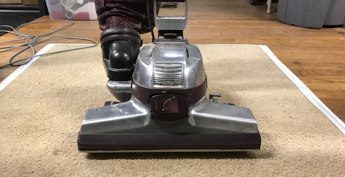 Kirby G5® Home Care System Vacuum Repair