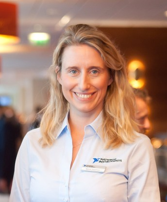 Marta Seweryn, Marketing Events Business Lead for EMEIA, National Instruments